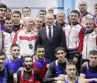 Владимир Путин поздравил спортсменов с Международным днём бокса