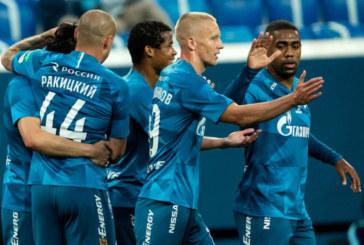 «Зенит» лишил «Оренбург» шансов остаться в РПЛ