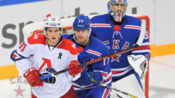 Хоккеисты СКА разгромили «Локомотив» на турнире Sochi Hockey Open
