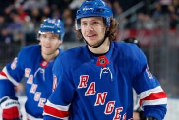 Панарин — претенденты на звание игрока года по версии НХЛ