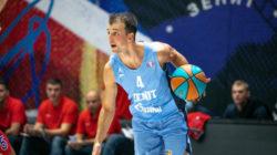 Баскетбольный «Зенита» сыграет сегодня первый домашний матч сезона против «Зелены-Гуры»