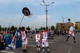 «Оранжевый мяч» в Петербурге