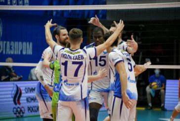 Волейбольный «Зенит» одержал крупнейшую победу в своей истории