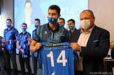 Состоялось официальное представление команды «Зенит» сезона-2020/21