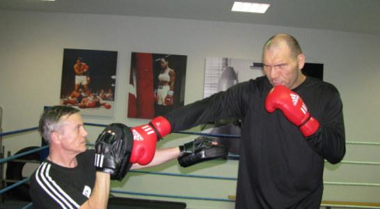 Николаю Валуеву – 47!