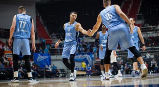 Баскетбольный матч «Зенит» с «Барселоной» перенесён
