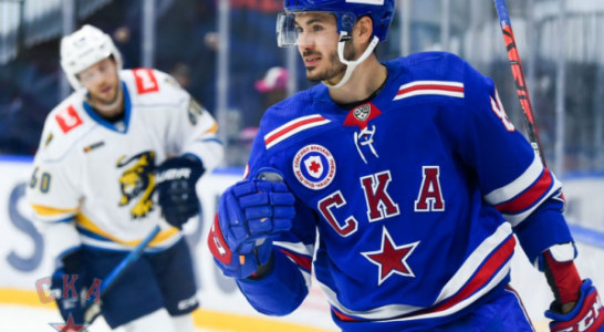 СКА обыграл «Сочи» во втором матче предсезоннего турнира имени Николая Пучкова