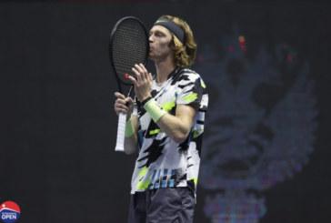 Андрей Рублевсыграет в финале St. Petersburg Open 2020 с хорватом Борна Чорич