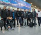 Петербургские боксеры отправились на VII Всероссийскую летнюю Универсиаду