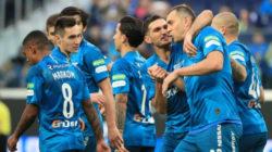 «Зенит» сыграет с тульским «Арсеналом» в Санкт-Петербурге