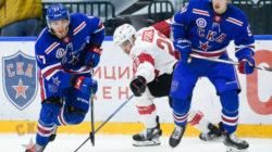 Сегодня СКА сыграет против «Авангарда» в матче КХЛ
