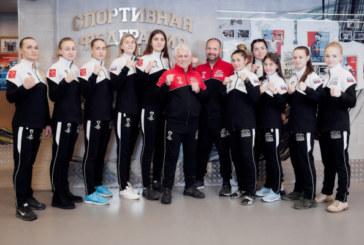 Петербургские спортсменки отправились в Ульяновск на чемпионат России по боксу 2020