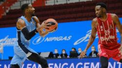 Баскетболисты «Зенита» победили «Баварию»в матче Евролиги