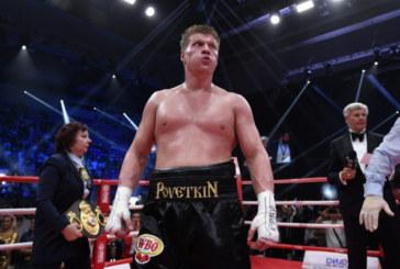 Поединок между российским боксером Александром Поветкиным и британцем Диллианом Уайтом перенесён