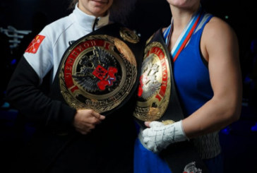 Карина Тазабекова и Александра Ордина – чемпионки России по боксу