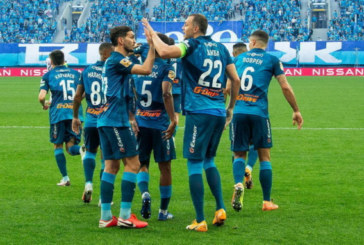Футболисты «Зенита» отправились в национальные сборные