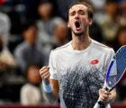 Даниил Медведев обошёл Циципаса и поднялся на пятое место в рейтинге ATP