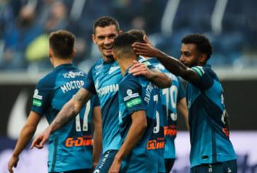 «Зенит» проведет матч сегодня с «Брюгге» в групповом турнире Лиги чемпионов