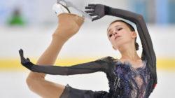 Российская фигуристка Анна Щербакова снялась с этапа Гран-при по фигурному катанию