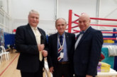 Традиционный турнир в честь дня города Кингисепп был посвящен Н. В. Ловелиусу