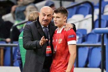 Сборная России сыграет товарищеский матч с Молдавией
