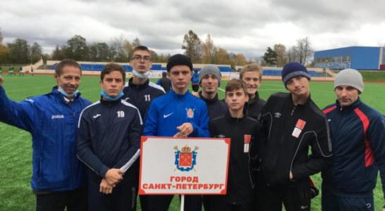 Петербургские футболисты с ЦП возобновили тренировки