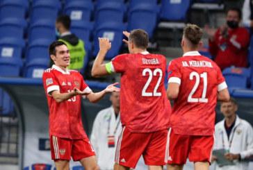 Сборная России сыграет с Венгрией в Лиге наций УЕФА