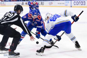 СКА обыграл «Барыс» в Санкт-Петербурге