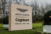 Aston Martin назвала имя нового титульного спонсора