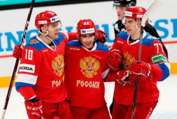 Сборная России разгромила команду Финляндии в матче Кубка Карьяла