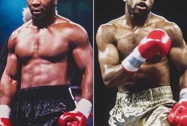 Поединок двух легенд: Майк Тайсон против Роя Джонса-младшего