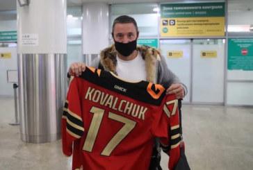 Илья Ковальчук вернулся в КХЛ