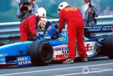 24 года назад: пример Renault для нового проекта Red Bull