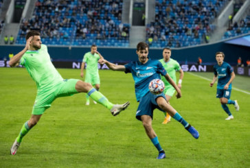 «Зенит» сыграет ключевой матч против «Лацио» в Лиге чемпионов