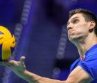 Диагональный петербургского волейбольного «Зенита» Виктор Полетаев – в сборной 18-го тура
