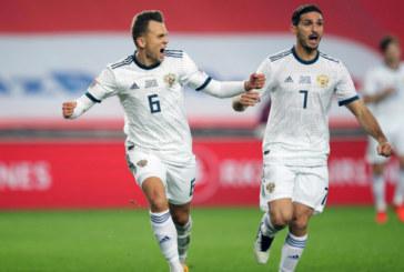 Сборная России сыграет против Сербии в матче Лиге наций
