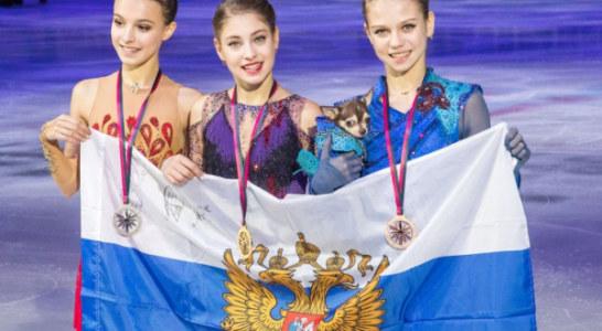 Стало известно под каким названием сборная России выступит на чемпионате мира по фигурному катанию