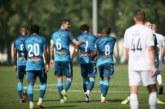 «Зенит» обыграл «Урал» в контрольном товарищеском матче