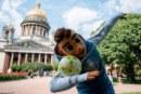 Оргкомитет Евро-2020 запустил квест «Футбольный Петербург»
