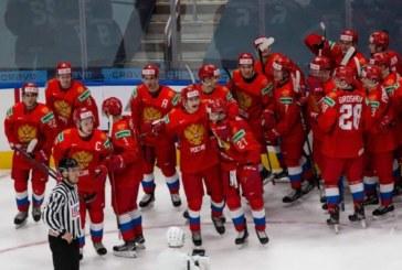 В сборную России на шведский этап Евротура вызваны семь игроков СКА