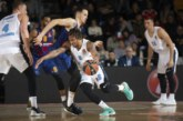 Баскетбольный клуб «Зенит»сыграет сегодня в плей-офф Евролиги с испанской «Барселоной»