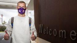 Александр Кокорин прибыл в Италию, где завершит переход в «Фиорентину»