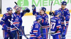 СКА пробился в четвертьфинал плей-офф КХЛ