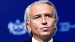 Александр Дюков переизбран на пост президента Российского футбольного союза