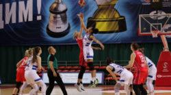 Петербургский «Спартак» — бронзовый призер чемпионата России среди женских команд Суперлиги-1