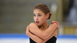 Чемпионка Европы по фигурному катанию Алёна Косторная вернулась в группу Этери Тутберидзе