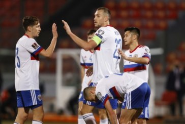 Сборная России обыграла команду Мальты в первом матче отборочного турнира чемпионата мира-2022
