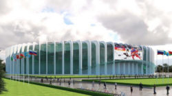 Каким должен быть современный ледовый дворец?