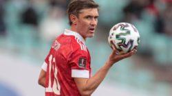 Юрий Жирков больше не сыграет на Евро-2020