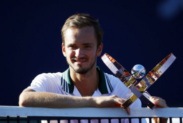 Даниил Медведев выиграл 12-й титул и четвертый «Мастерс»